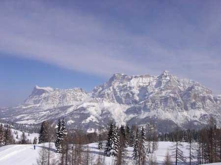 Горы Conturines, Settsass и La Varella