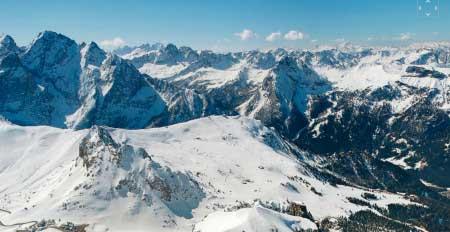 Горы Италии