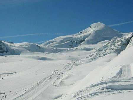 Ледник Фелскин