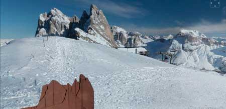 Отдых зимой в Италии