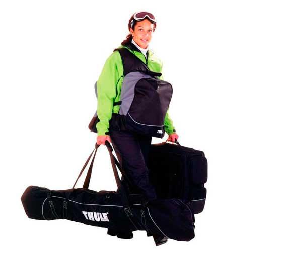 Чехлы, сумки для лыж