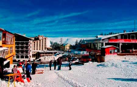 Курорт Карталкая