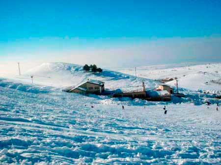 Курорт Эльмадаг