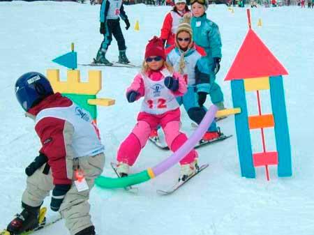 Детские горнолыжные школы