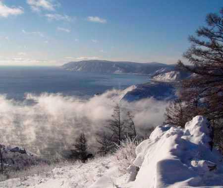 Красоты Байкала