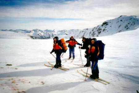Зима на Алтае