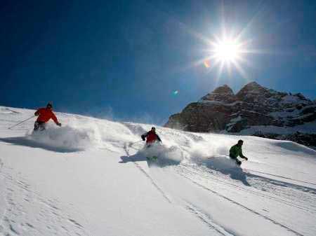 Зимний отдых в Горном Алтае