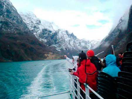 Вся краса Норвегии
