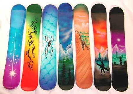 дешевый сноуборд для новичка