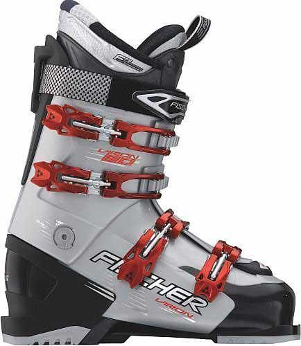 Мужские горнолыжные ботинки с высокой колодкой