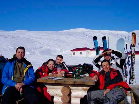 Хибины и горнолыжный курорт Кировск