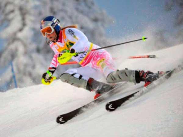 Горные лыжи для женщин