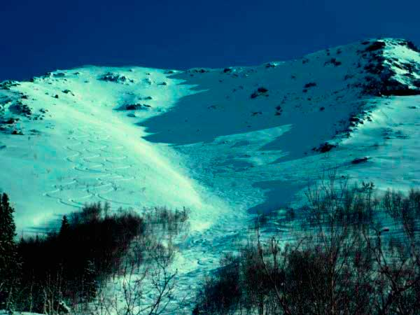 Горы Хибины