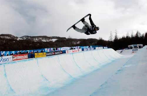 Bardonecchia - сноуборд-парк