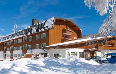 Проживание на горнолыжном курорте Бохинь