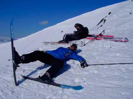 Горы Хибины и горнолыжный курорт Кировск