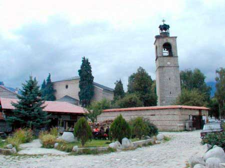 Городок Банско