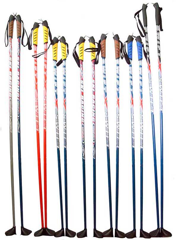 Выбор горнолыжных палок