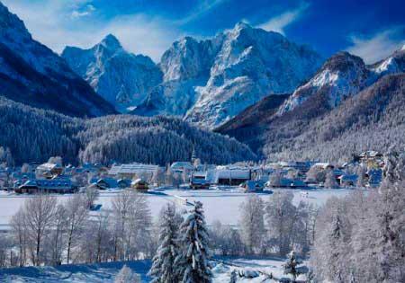 Словения, красота природы