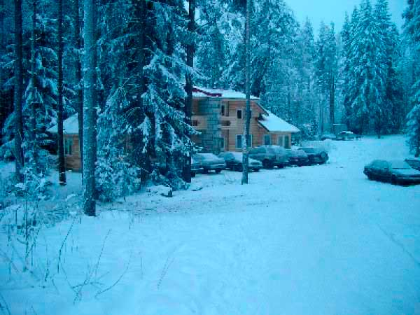 Красное озеро горнолыжный курорт