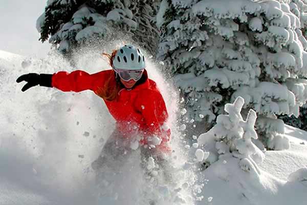 Перечень основных горнолыжных курортов России