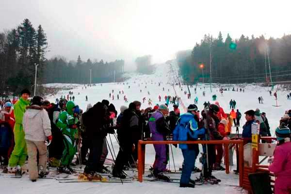 Мигово горнолыжный курорт