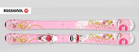 Лыжи для девочек