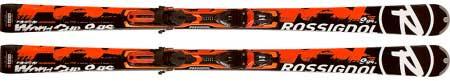 Мужские горные лыжи RADICAL 9GS Ti TPI2