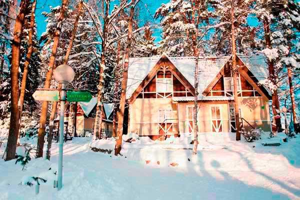 Проживание в Снежном