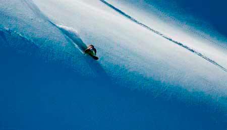 «Горная карусель» катание на лыжах