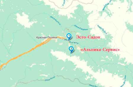 «Альпика-Сервис» как добраться