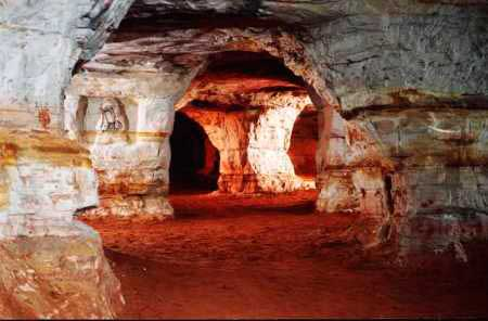 Дивью пещера
