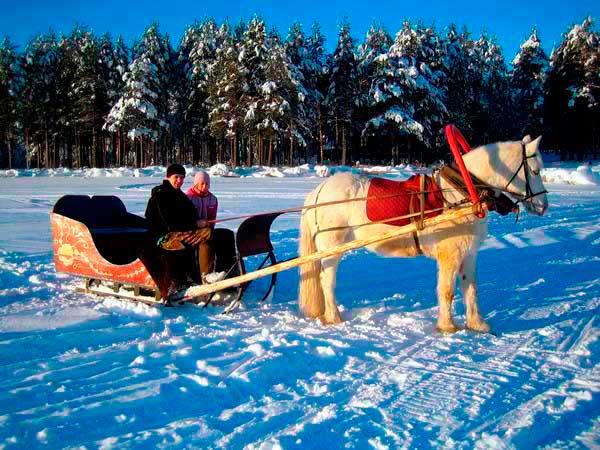 Где отдохнуть зимой в Карелии